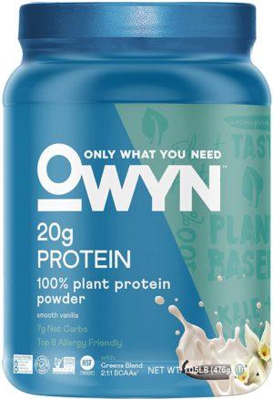 owyn protein powder