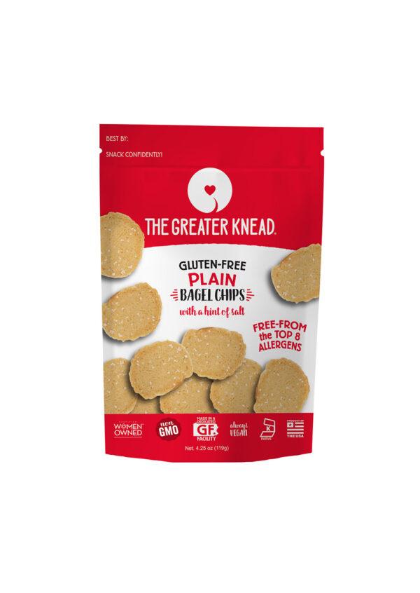 greater knead gluten free bagel chips
