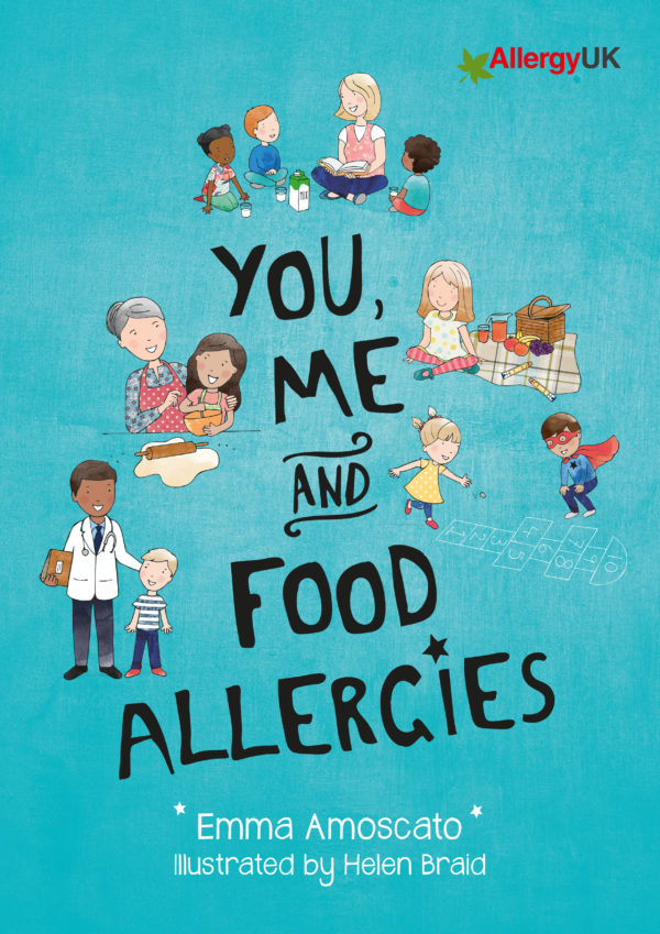 You, Me, & Food Allergies