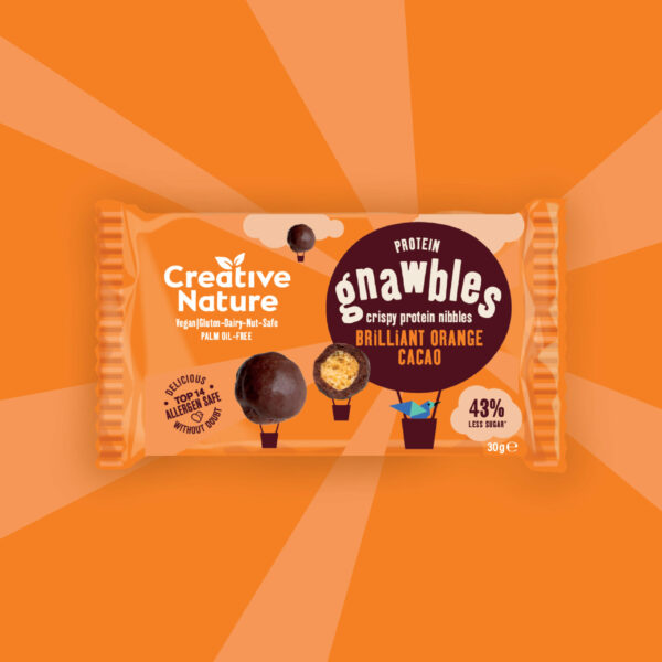 Orange Chocolate Gnawbles